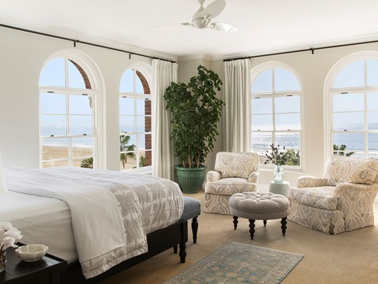 Presidential Suite du Casa Del Mar à Los Angeles