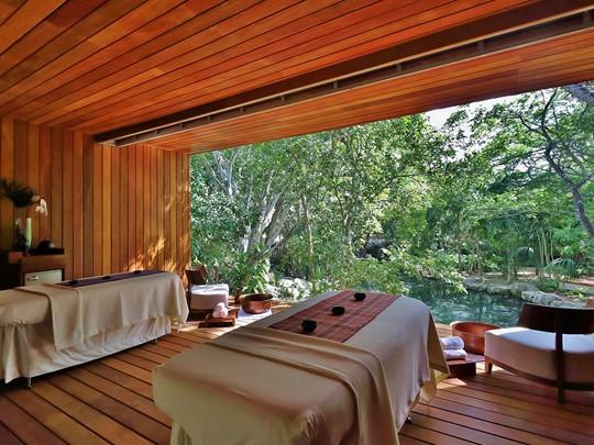 Profitez des somptueux soins du spa du Chable Resort