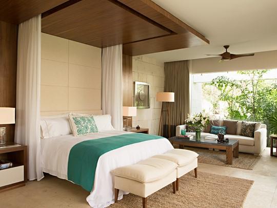 Casita de l'hôtel Chable Resort & Spa au Mexique