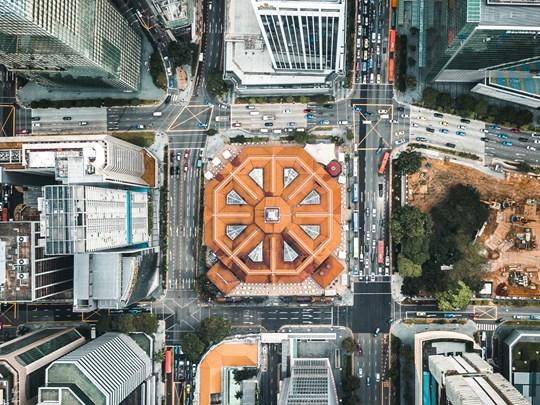 Découvrez l'architecture étonnante de Singapour