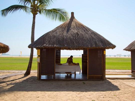 Somptueux soins au spa du Club Med Cap Skirring