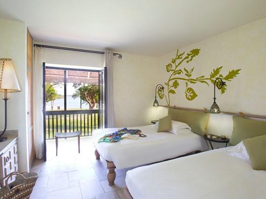 Chambre Supérieure du Club Med Cap Skirring au Sénégal