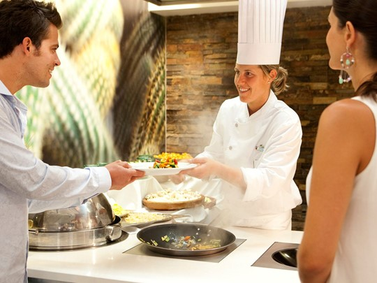 Dégustez des spécialités gastronomiques au Club Med Da Balaia