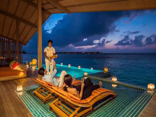 Relaxez-vous dans l'intimité de votre villa