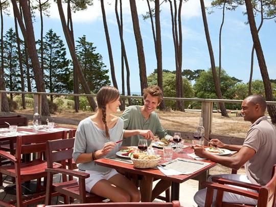 Saveurs internationales au restaurant L'Atlantic du Club Med
