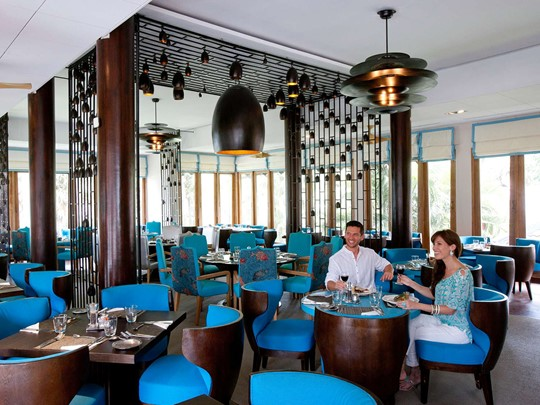Spécialités locales et internationales au restaurant The Mamuang du Club Med