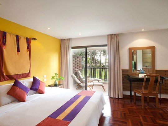 Chambre Deluxe Couple du Club Med Phuket