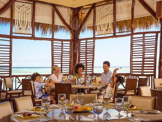 Le restaurant Hispaniola du Club Med Punta Cana
