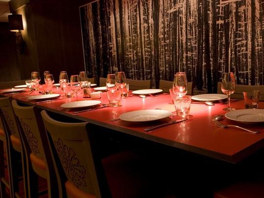 Le restaurant Le Champagny du Club Med Tignes Val Claret