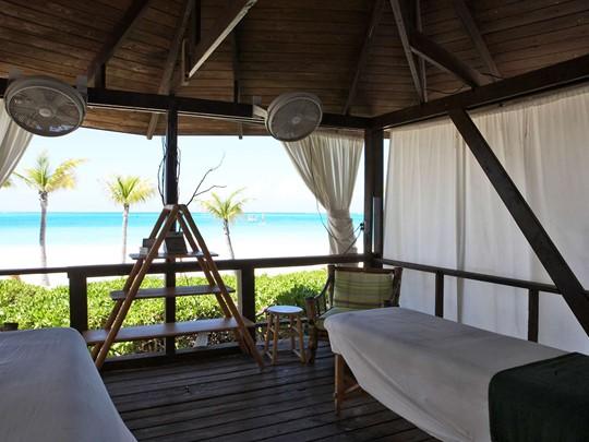Détente et bien-être au spa du Club Med Turquoise
