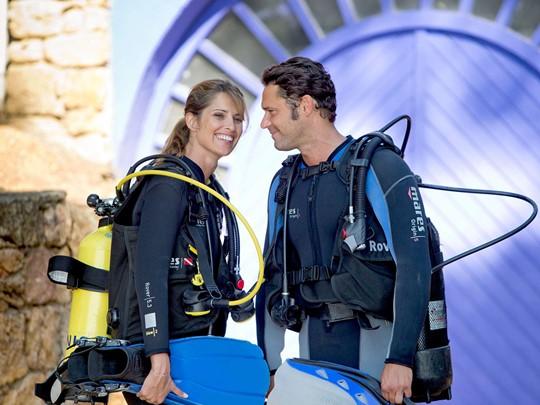Un paradis pour les plongeurs