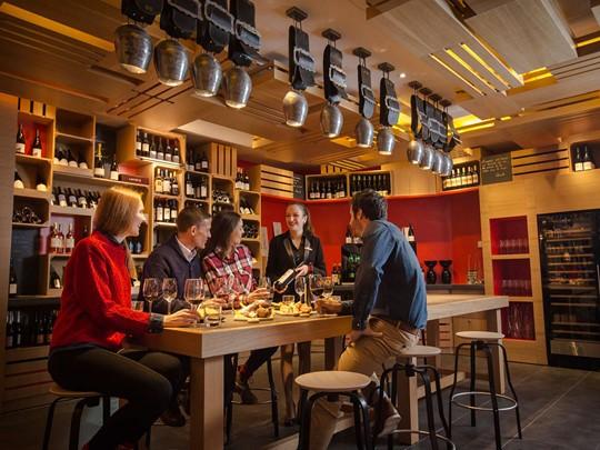 Une large selection de vins vous attend au Club Med Val Thorens