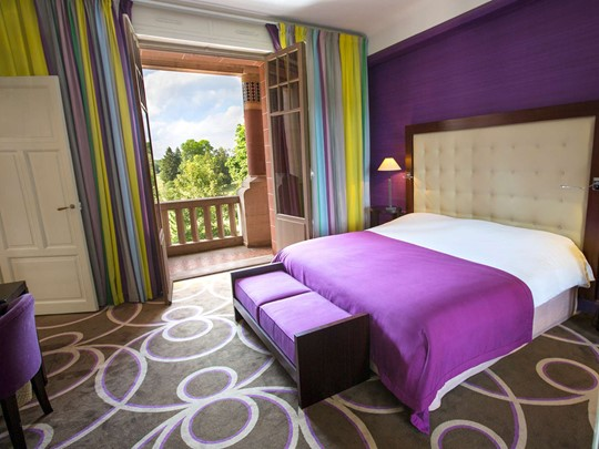 La Suite du Club Med Vittel Ermitage en Lorraine