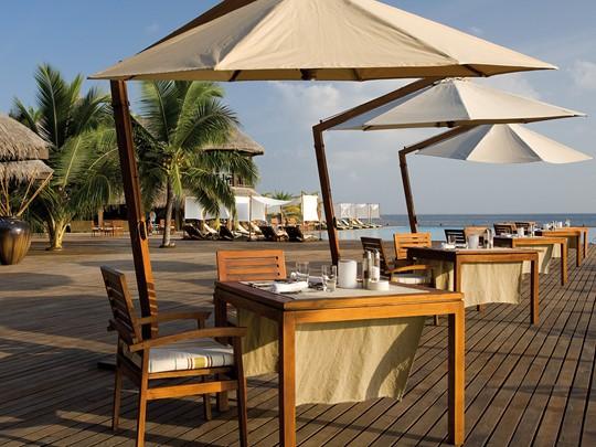 Le restaurant Air