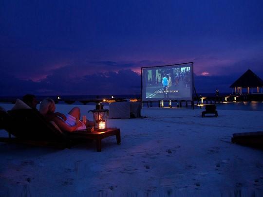 Cinéma en plein air