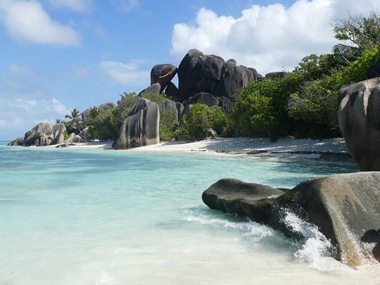 Partez ensuite pour les Seychelles