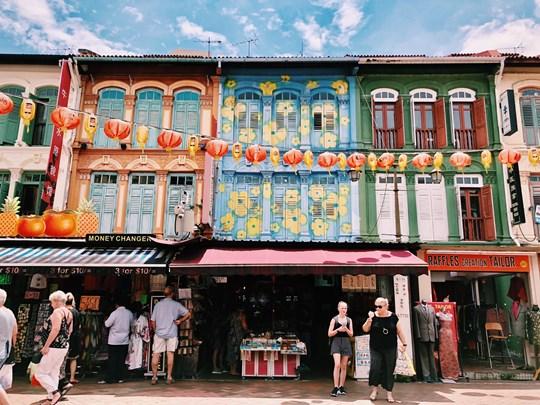 Une richesse culturelle qui se reflète dans l'architecture de la ville