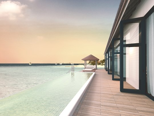 Cocoa Water Villa with Pool