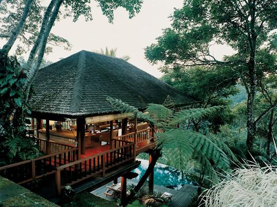 Vue de la Wanakasa Residence