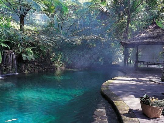 Source d'eau naturelle