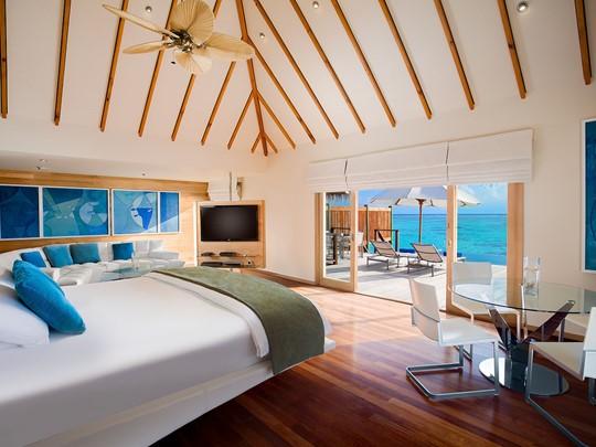 Premier Water Villa du Conrad Maldives Rangali Island