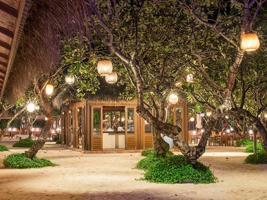 Le restaurant Atoll Market