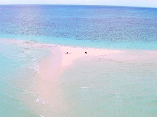 Balade sur les bancs de sable