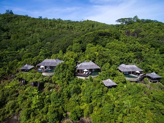Les Hillsides Villas