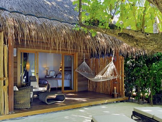 Terrasse de la Beach Villa