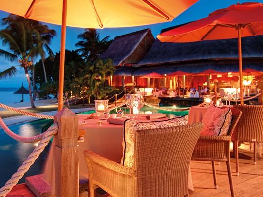 Le restaurant Archipel