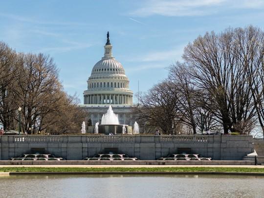 Profitez de votre voyage pour visiter le Capitole.