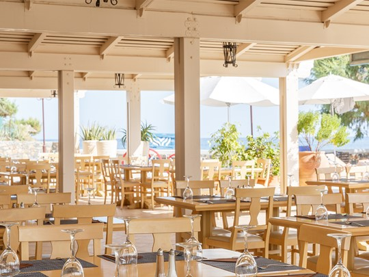 Le restaurant Almyra