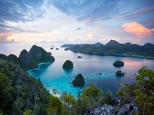 Croisière enchanteresse en Indonésie pour une visite dans des conditions exceptionnelles