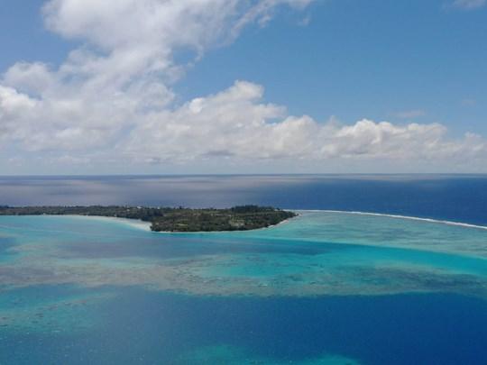 Une île au bout du monde