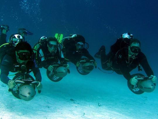 Plongez dans les fonds marins de la réserve marine de Sainte Anne aux Seychelles