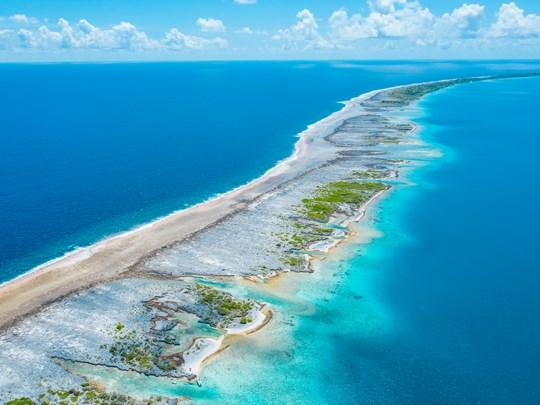 L'atoll de Fakarava