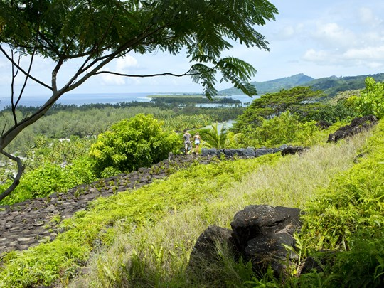 Découvrez les trésors archéologiques de Huahine