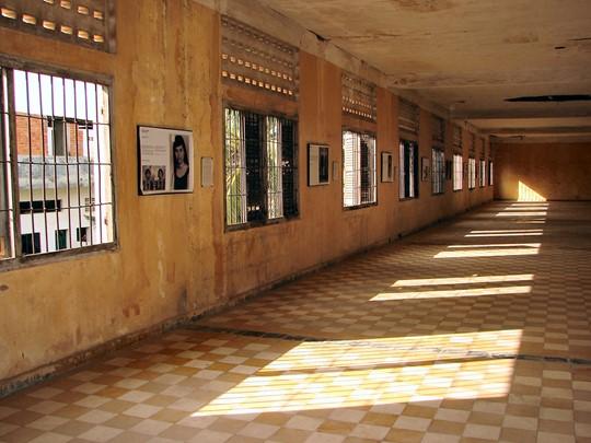 Préparez vous à un choc emotionel au Musée Génocide de Tuol Sleng