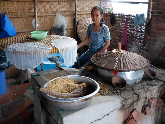 Vous aurez l'occasion de découvrir la préparation des gâteaux de riz et les confiseries