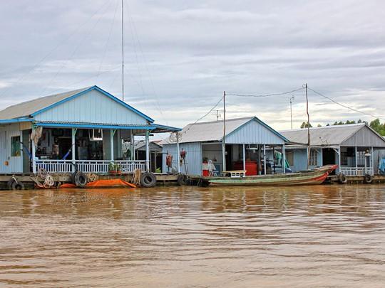 Excursion à Chau Doc, une plaisante ville située non loin de la frontière Cambodgienne