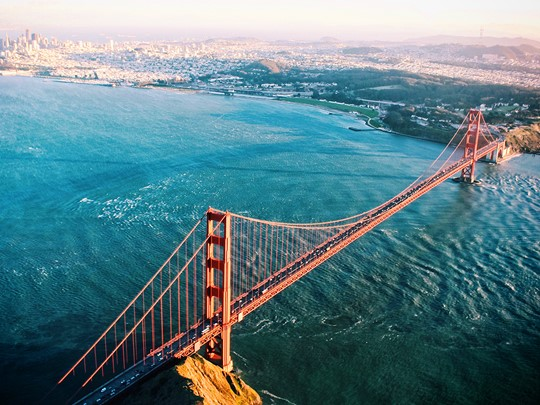 Commencez votre exploration de San Francisco