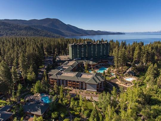 Séjournez à l'hôtel Hyatt Regency Lake Tahoe