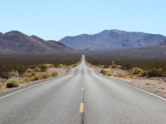 Empruntez la Highway 50, qui n'est autre que l'ancien itinéraire du Pony Express