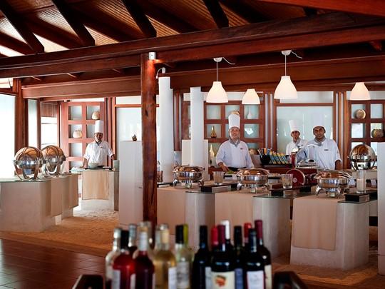 Le restaurant Maakeyn Buffet