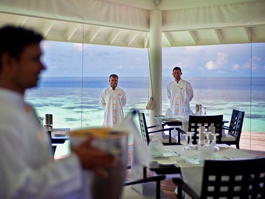 Autre vue du Thari Over Water Restaurant