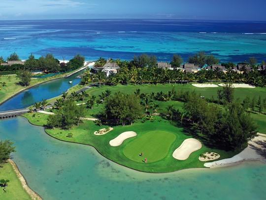 Un magnifique parcours de golf