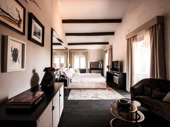 DOM Suite du DOM Hotel, en Italie