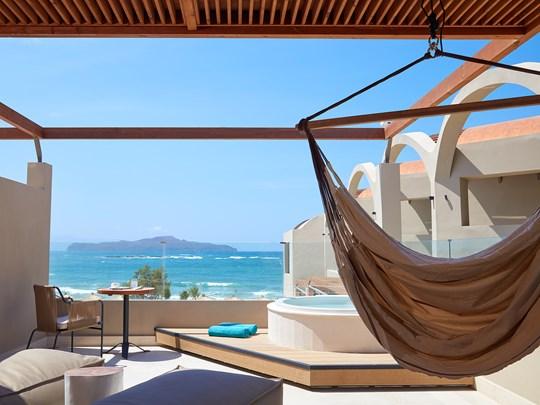 Loft Suite Superior Sublime Sea View