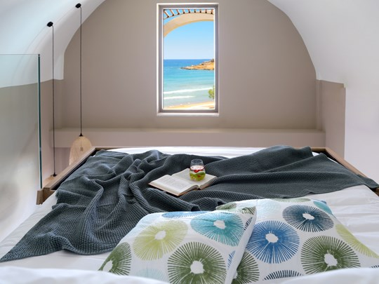 Loft Suite Superior Private Heated Pool Absolute Heaven Sea View