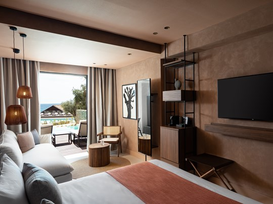 Sapphire Sublime Suite with Swim Up Pool HLS